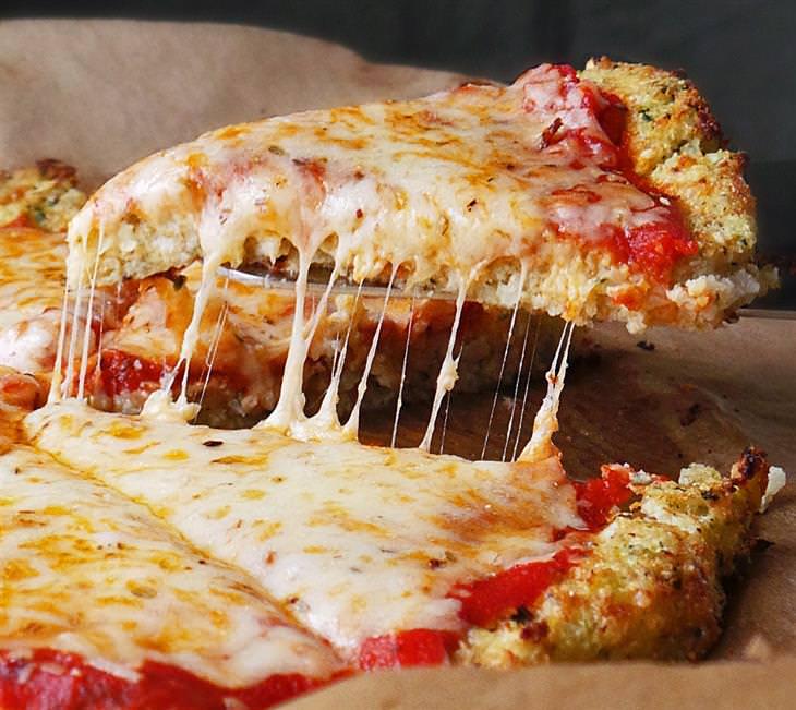 מתכון לפיצה כרובית ללא גלוטן