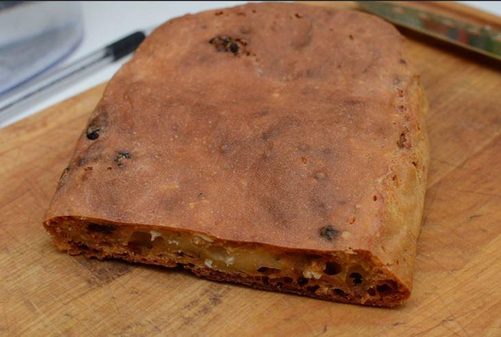 מתכון ללחם מתוק עם גזר וצימוקים
