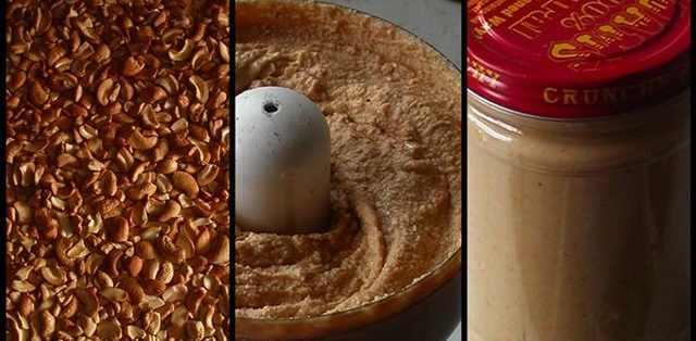 מתכון לחמאה מאגוזי קשיו וטחינה