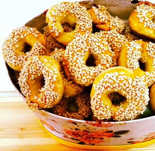 מתכון לעוגיות כעכים מלוחות מהבלוג של יפה