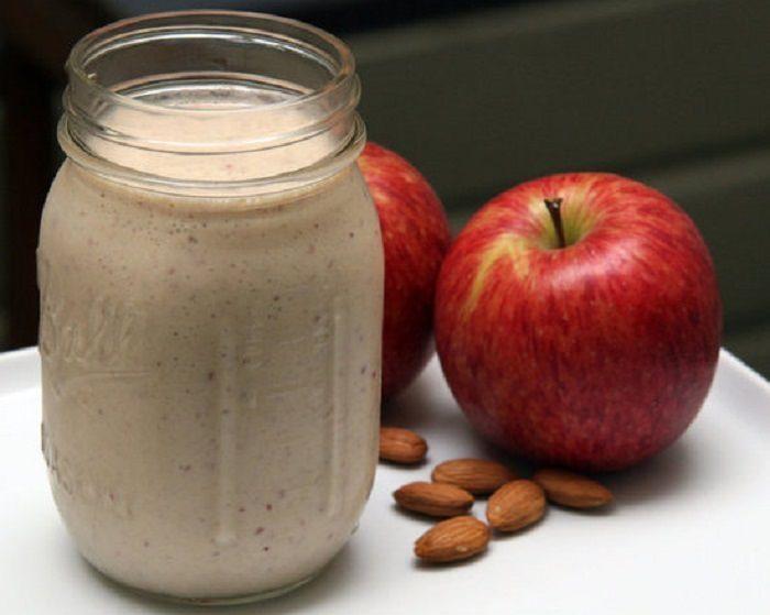 מתכון לשייק תפוח-קינמון
