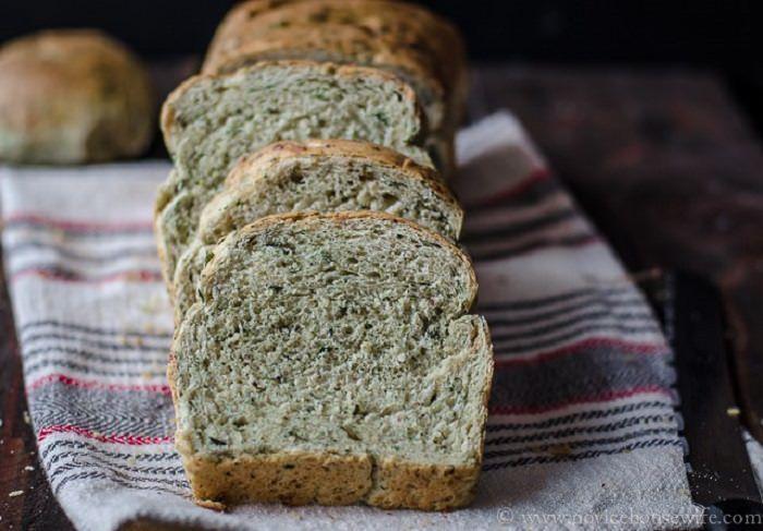 מתכון ללחם תרד