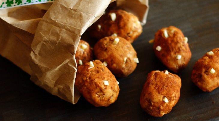 מתכון לעוגיות פקאן עטופות בקינמון
