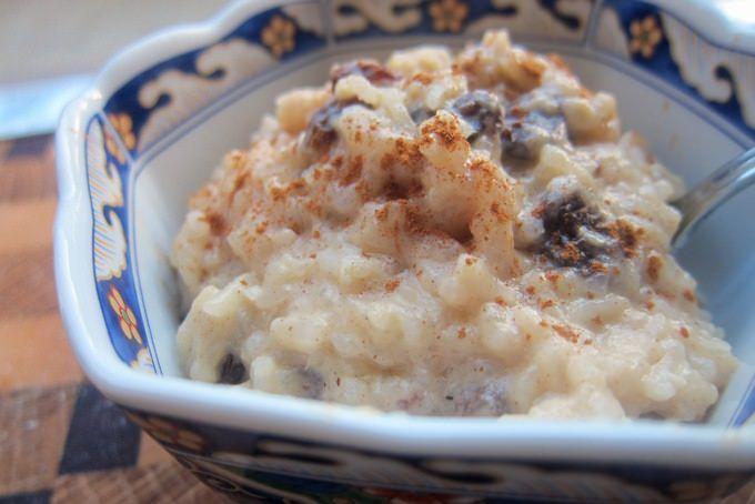 מתכון לפודינג אורז בטעם וניל