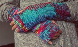 מבחן כישרונות: מחממי ידיים צבעוניים